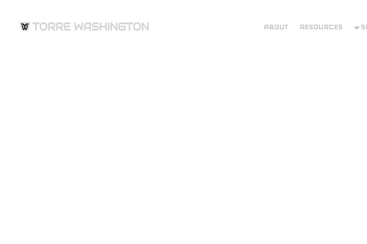 Screenshot of Torre Washington Website Disclaimer